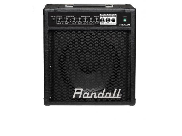 Комбоусилитель для электрогитары Randall RX35DME.