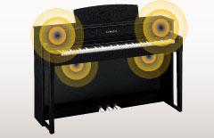 Цифровое пианино Yamaha Clavinova CLP645 купить